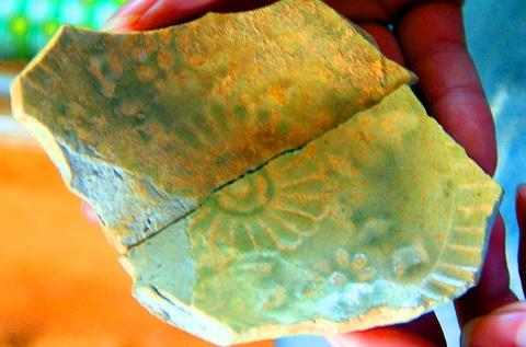 Đào móng nhà trúng hũ vàng ở Nghệ An 2
