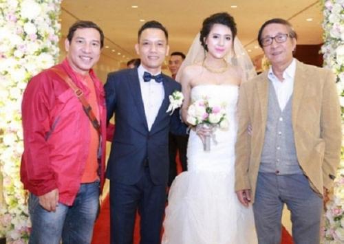 Hà Nội: Đám cưới hội tụ toàn sao