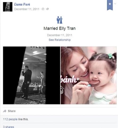 Danh tính về cha đẻ của các con Elly Trần được hé lộ? 2
