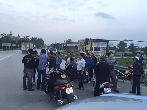 Ly kỳ cuộc rượt đuổi truy bắt hai đối tượng trộm xe máy 1