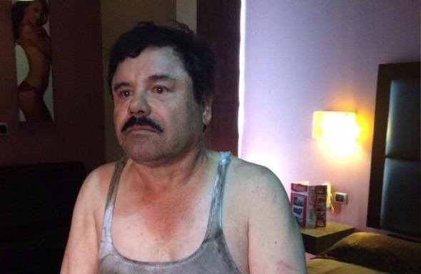 Đã bắt được trùm ma túy vượt ngục Guzman sau cuộc đột kích đẫm máu 1