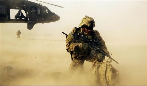 Mỹ triển khai bộ binh tới Aleppo, Syria 1