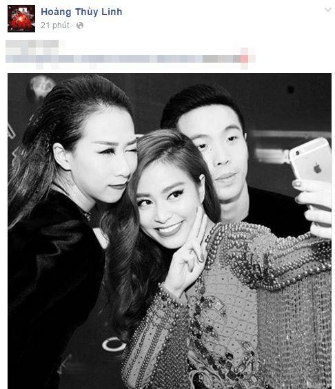 Facebook sao Việt: Phan Hiển khoe ảnh địu con đi chơi 6