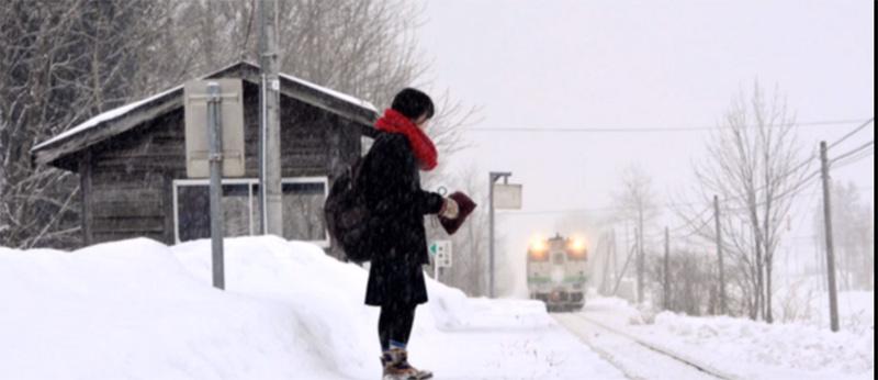 Nhật Bản: Nhà ga chỉ phục vụ một nữ sinh duy nhất 1