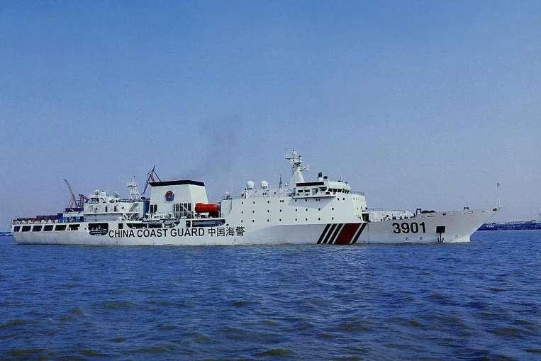"""Trung Quốc có thể đưa tàu tuần tra """"quái vật"""" tới Biển Đông 1"""