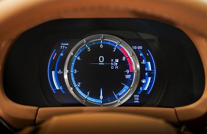 Hình ảnh Lexus cho ra mắt xe thể thao LC500 mới số 5