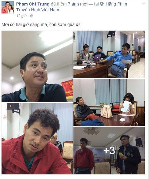 Facebook sao Việt:  Hoa hậu Diễm Hương hạnh phúc bên con trai 4