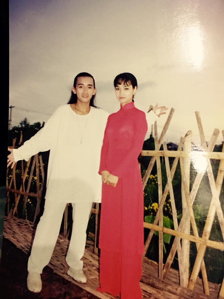 Hình ảnh chưa từng công bố của Mai Thu Huyền và Minh Thuận 2