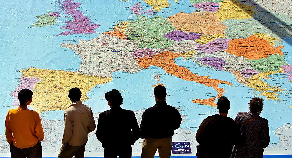 Mối họa năm 2016 của Mỹ: Châu Âu suy yếu 1