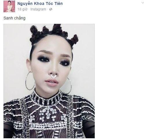 Facebook sao Việt:  Hoa hậu Diễm Hương hạnh phúc bên con trai 13