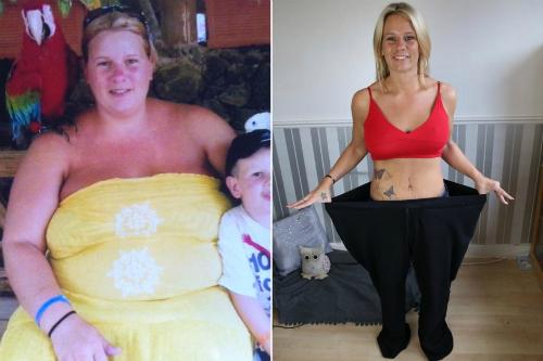 Đời sống - Giảm hơn 60kg trở nên xinh đẹp, vợ bỏ chồng yêu phi công trẻ kém 12 tuổi