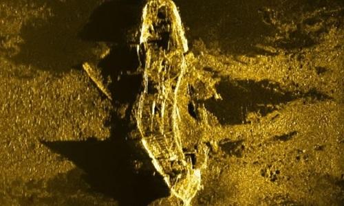 Phát hiện xác tàu đắm từ thế kỳ 19 khi tìm kiếm MH370 1