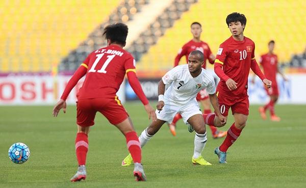 U23 Việt Nam thua đậm Jordan ở trận mở màn VCK U23 châu Á  1
