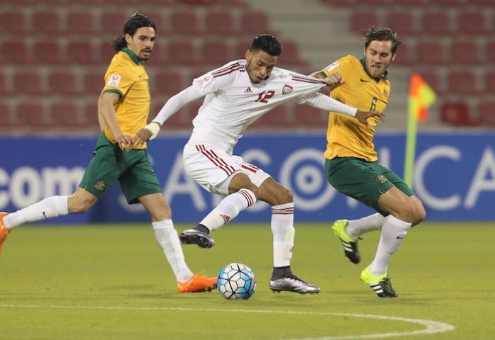 U23 Úc thua sát nút U23 UAE, thầy trò HLV Miura gặp khó 1