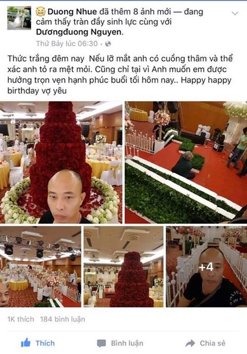 Lý do đại gia Thái Bình chi tiền tỷ mời 50 ca sĩ hát sinh nhật 4