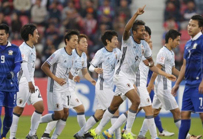 Thua đậm Nhật Bản, U23 Thái Lan đứng trước nguy cơ bị loại 2