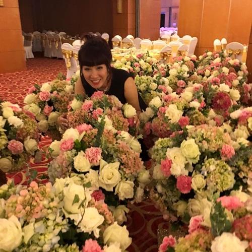 Vợ nữ đại Thái Bình chi tiền tỷ mời 50 ca sĩ hát sinh nhật lên tiếng 5