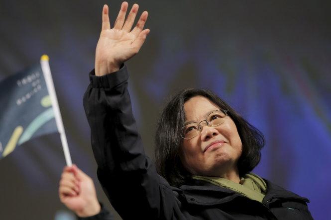 """Trung Quốc """"đe"""" Đài Loan: """"Chớ ảo tưởng về độc lập"""" 1"""