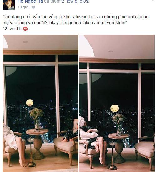 Facebook sao Việt: Hoa hậu Kỳ Duyên đẹp mơ màng trong hình ảnh mới 6