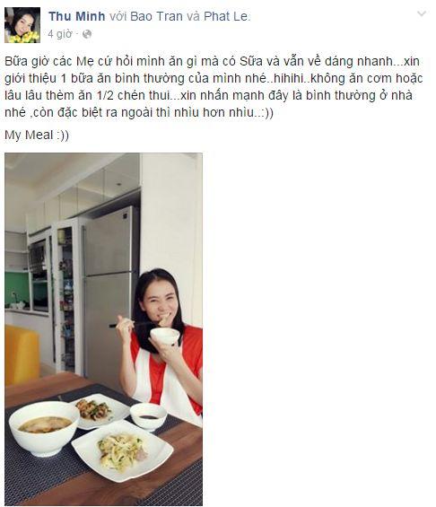 Facebook sao Việt: Hoa hậu Kỳ Duyên đẹp mơ màng trong hình ảnh mới 10
