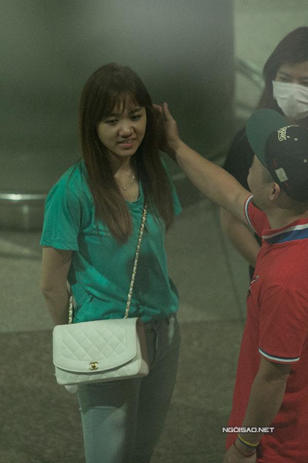 Quản lý Hari Won: 'Cô ấy cảm thấy đau lòng khi thấy Tiến Đạt phải nói dối' 2