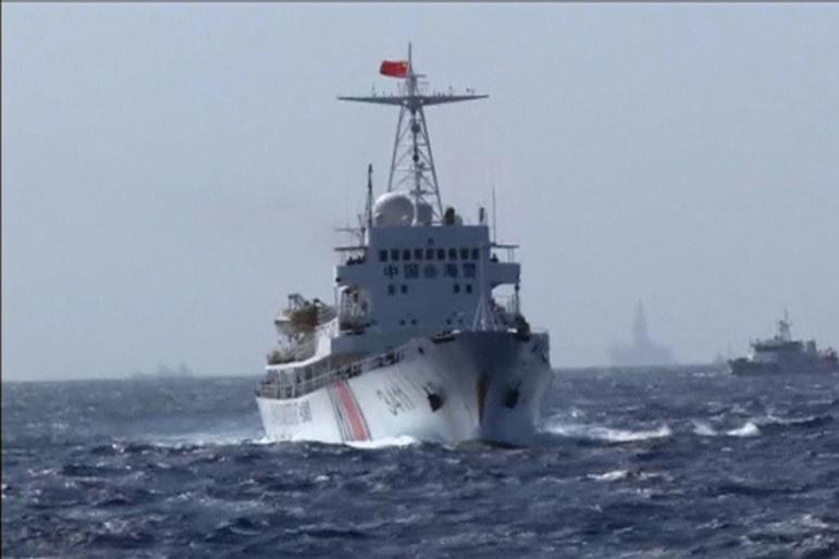 Báo Mỹ: Giàn khoan Hải Dương 981 có thể khơi lại căng thẳng Biển Đông 1