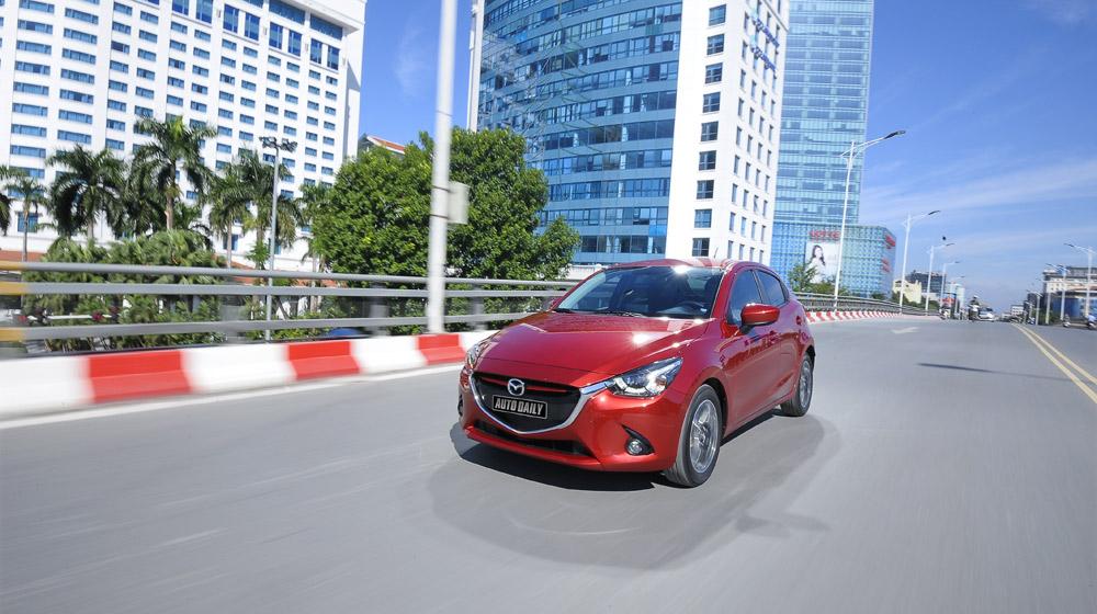 Ôtô được đi tốc độ tối đa 60km/h trong phố 1