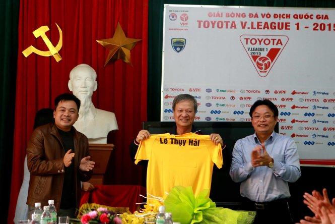 HLV Lê Thụy Hải chính thức kết duyên với FLC Thanh Hóa 1