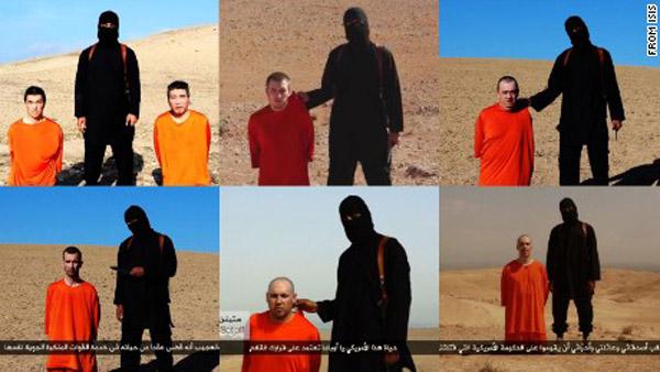 """IS đăng điếu văn xác nhận """"John thánh chiến"""" đã chết 1"""
