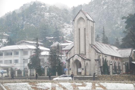 Miền Bắc sắp đón không khí lạnh cực mạnh, nhiều nơi có tuyết rơi 1