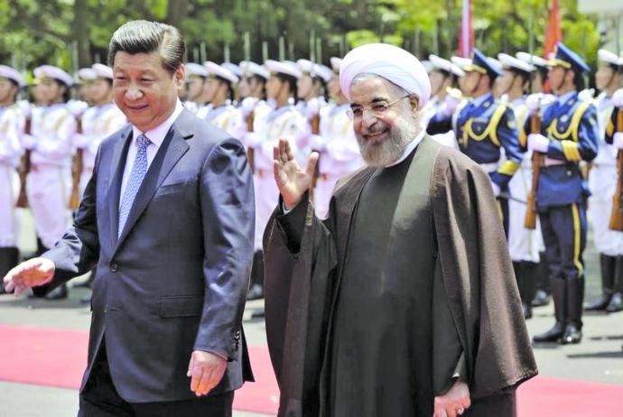 Lý do Trung Quốc 'nhúng tay' vào Trung Đông trong thời loạn 1