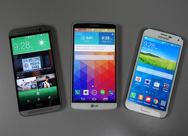 Gần tết: Sức mua điện thoại di động tăng nhẹ 3