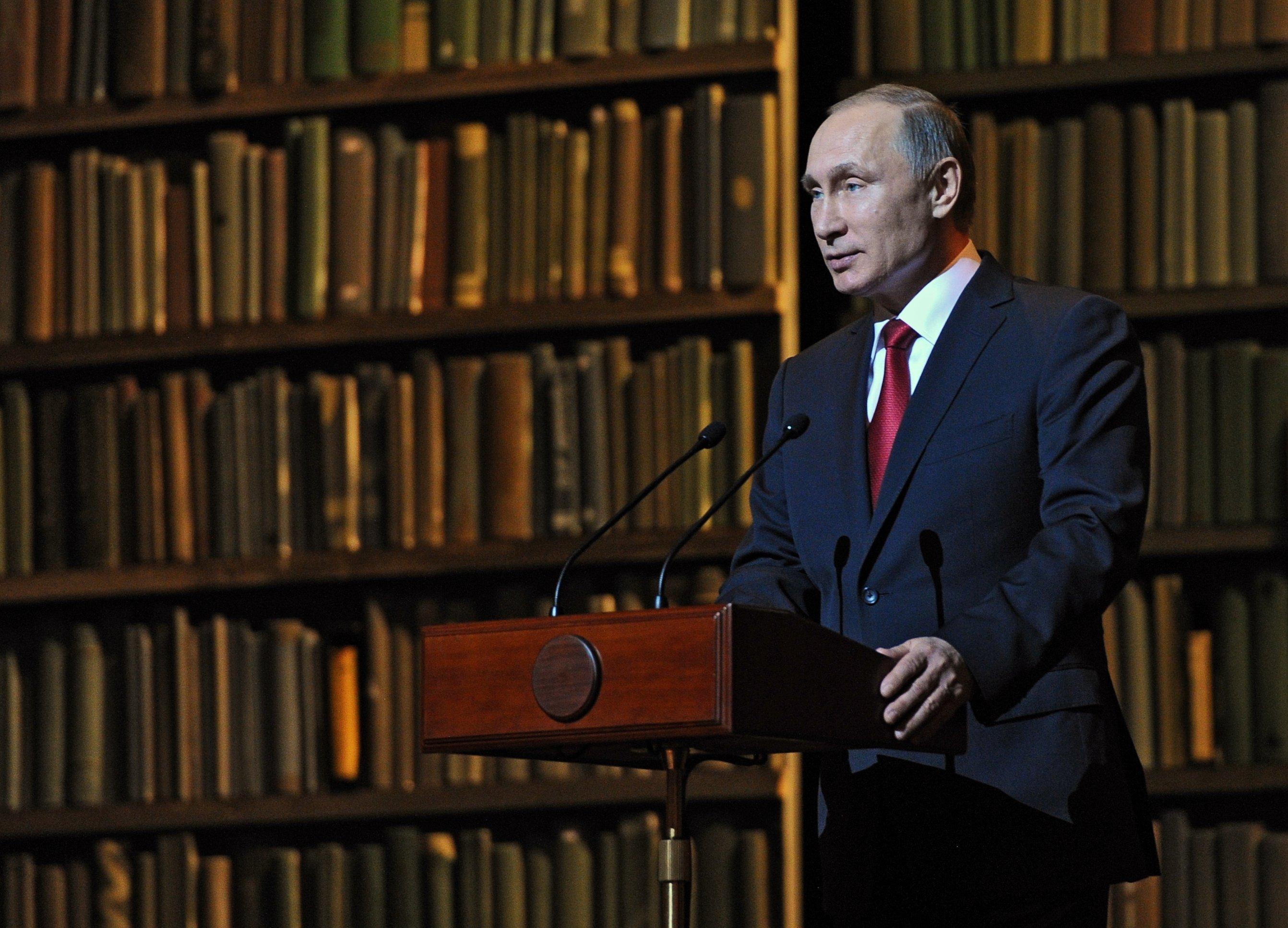 Cấm vận bủa vây, Nga vẫn là cường quốc thứ 2 trên thế giới 1
