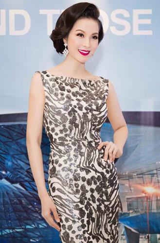 Thanh Mai nhận giải thưởng 100 doanh nhân xuất sắc 2