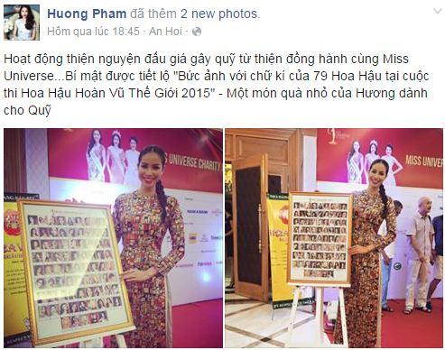 Facebook sao Việt: Ngọc Quyên khoe khoảnh khắc ngộ nghĩnh của con trai 7
