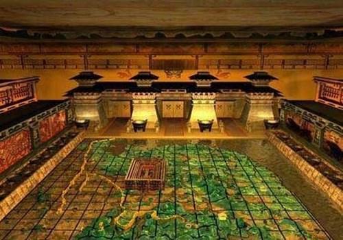 Phát hiện cung điện hơn 2200 năm của Tần Thủy Hoàng 3