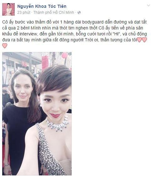 Facebook sao Việt: Ngọc Quyên khoe khoảnh khắc ngộ nghĩnh của con trai 9