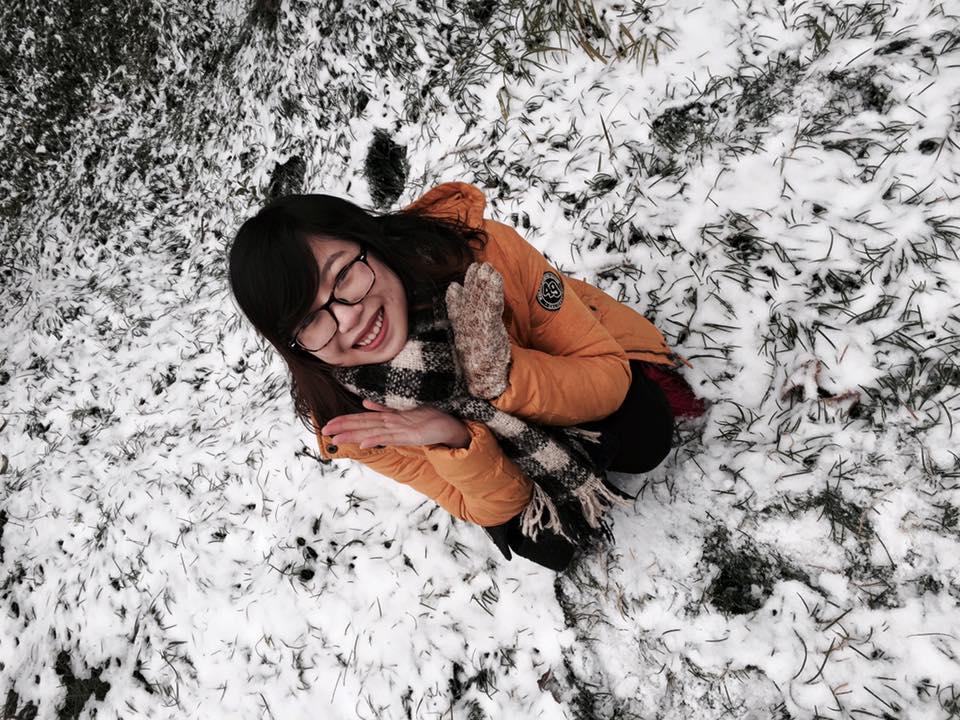 Cận cảnh tuyết rơi tại Sa Pa 2