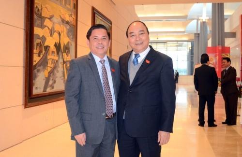 Giới thiệu ông Nguyễn Xuân Phúc làm Thủ tướng 1