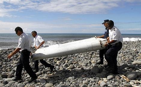 Phát hiện mảnh vỡ nghi của máy bay MH370 tại Thái Lan 1