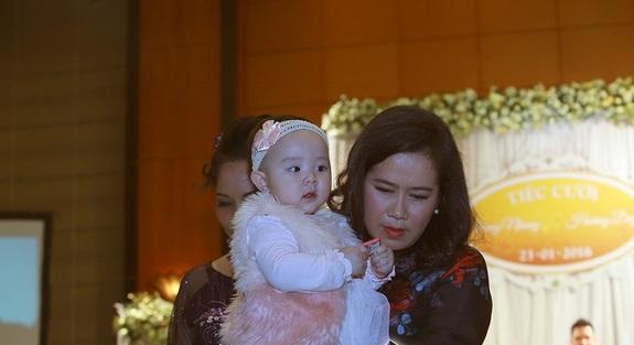 Vẻ đẹp tài sắc vẹn toàn của mẹ chồng Trang Nhung  4