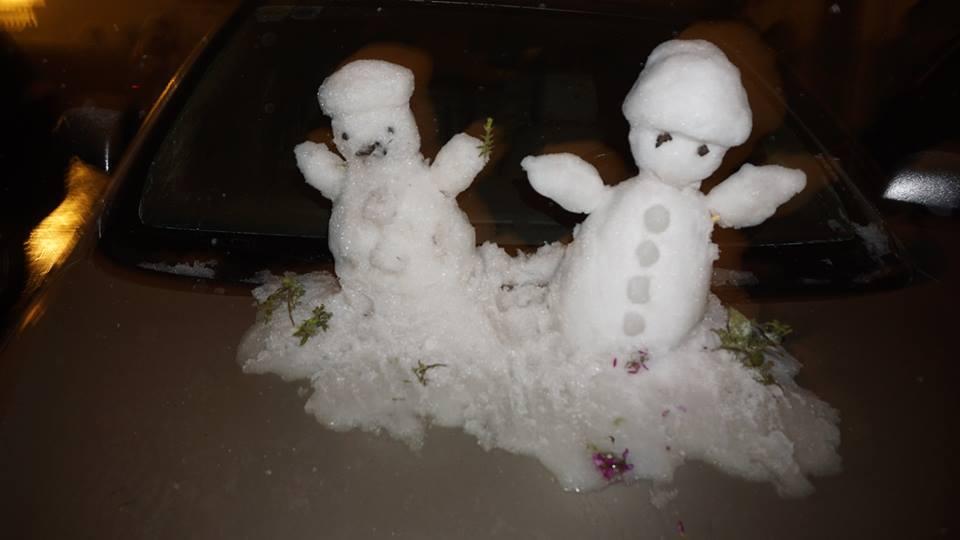 Ngắm những hình ảnh tuyết rơi đầu tiên tại Sapa năm 2016 3