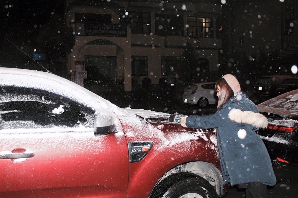 Ngắm những hình ảnh tuyết rơi đầu tiên tại Sapa năm 2016 5