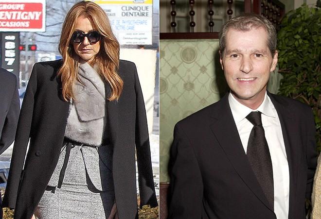 Celine Dion đau buồn viếng anh trai 1 ngày sau đám tang của chồng 1