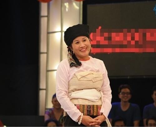 Cô gái dân tộc Lê Thị Dần hào hứng kể chuyện làm vợ Trấn Thành 2