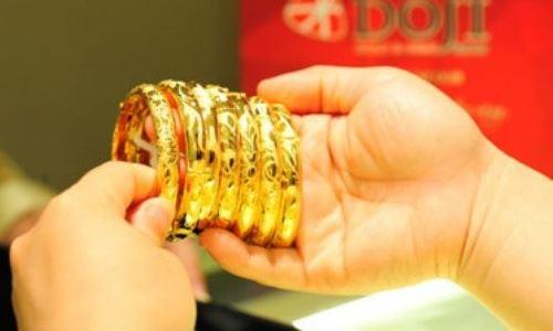 Giá vàng hôm nay 25/1: giá vàng ổn định tại phiên đầu tuần 1