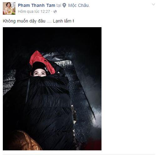 Facebook sao Việt: Hà Tăng tình cảm ôm chặt ông xã 12
