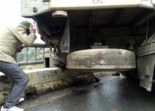 Trung tá CSGT hy sinh khi điều tiết đoàn xe qua đoạn đèo có tuyết 1