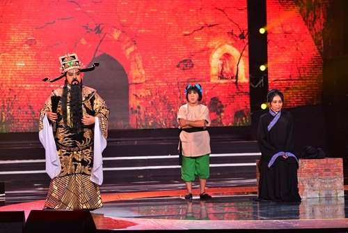 Hoài Linh khẩu chiến với Phương Thanh trên sóng truyền hình 1
