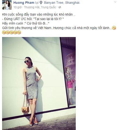 Facebook sao Việt: Phan Hiển thích thú cho con ăn dặm buổi đầu tiên 9